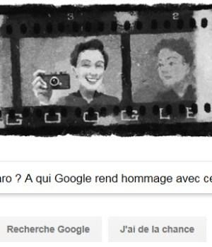 Qui était Gerda Taro ? A qui Google rend hommage avec ce Doodle ?