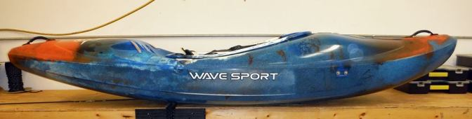Custom Wavesport Recon