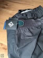 Palm Zenith Waterproof Trousers Jet Grey