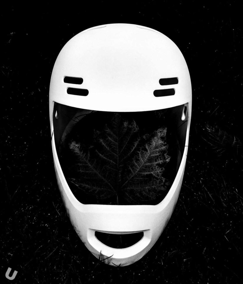 Predator's New Full Face Helmet