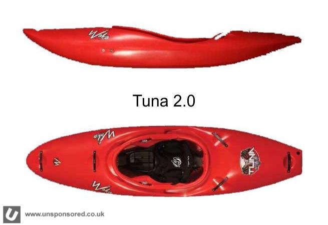 Waka - New Kayaks