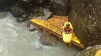 Wavesports Yet To Be Named WW Kayak