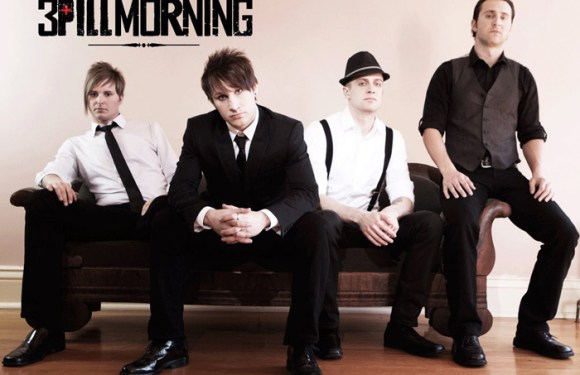 Make it Rain. An interview with Jeff Stebbins from 3 Pill Morning.