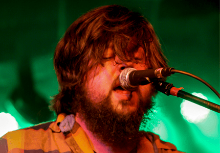 The Dear Hunter at Piere's in Fort Wayne, IN.