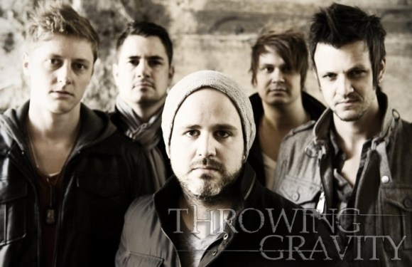 You can't keep a good band down. An interview with Nick James of Throwing Gravity.