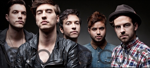 I Can Feel it in My Bones. An interview with Gustav Wood from Young Guns.