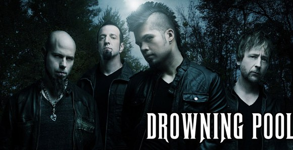 One Finger and A Fist. An interview with Stevie Benton from Drowning Pool.