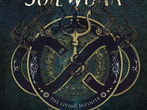 """A review of """"The Living Infinite"""" by Soilwork."""