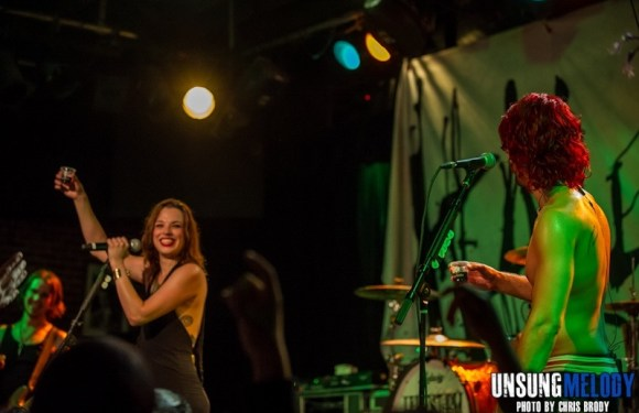 Halestorm releases lyric video for 'Here's To Us' featuring Slash