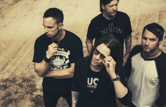 Alter Bridge's Fortress Storms The US Charts