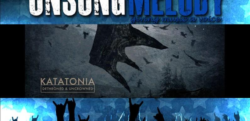 Katatonia – Dethroned & Uncrowned (Album Review)