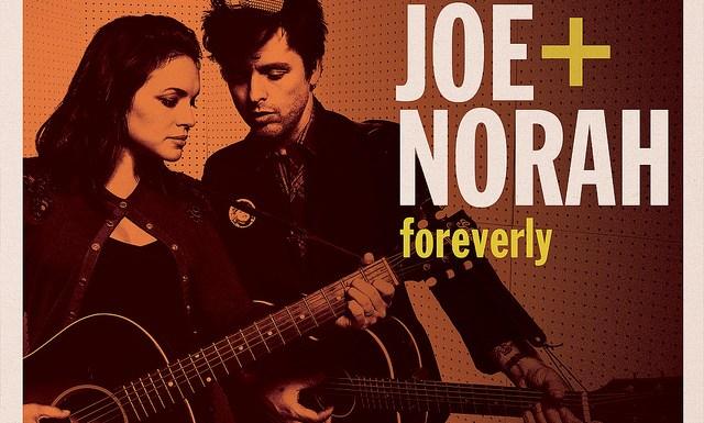Green Day's Billie Joe Armstrong and Norah Jones Team Up On New Album.