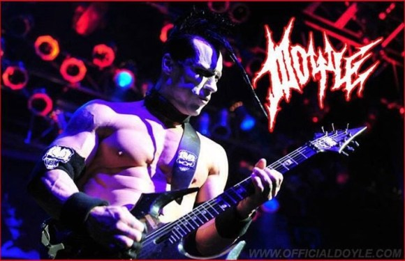The Abominator. An Interview With Doyle (Ex-Misfits)