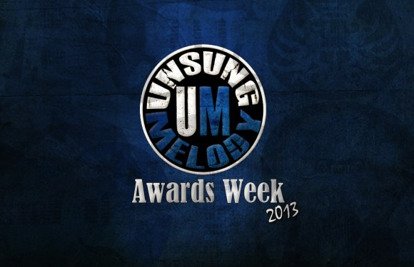 Unsung Melody Awards Week 2013: Debut Album Of The Year!!!!