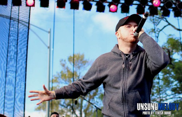 Riot Fest in Chicago: Best of Day 1 Photos Including The Flatliners, Hatebreed and Saul Williams