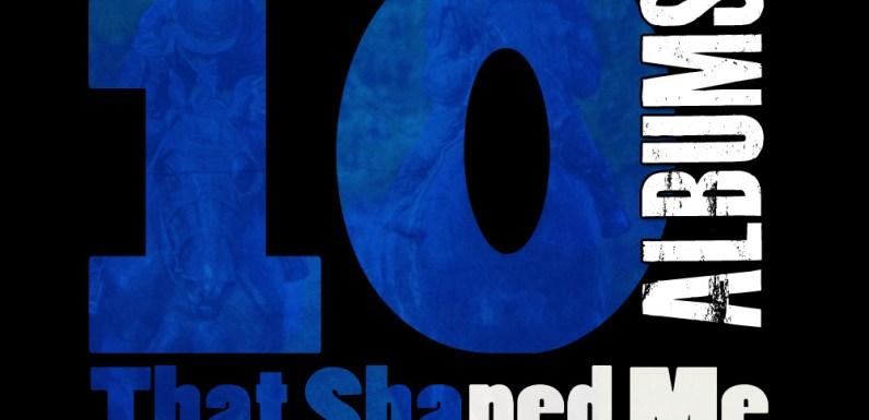10 Albums That Shaped Me: Jonathan Newsome