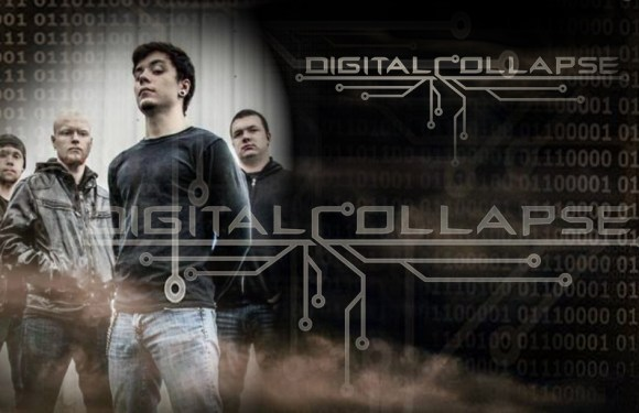 Digital Collapse – Self-Titled EP (Album Review)