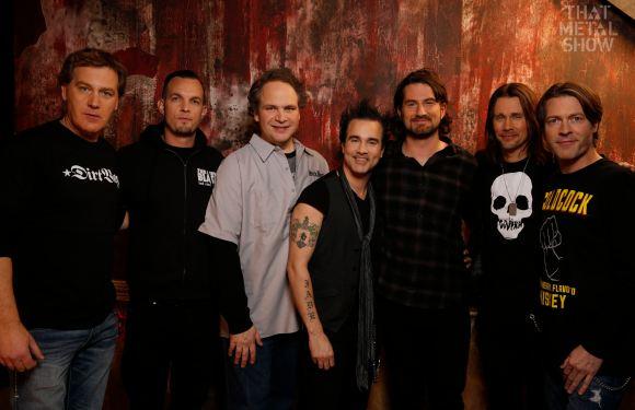 Alter Bridge & Matt Nathanson Stop By  VH1 Classic's That Metal Show