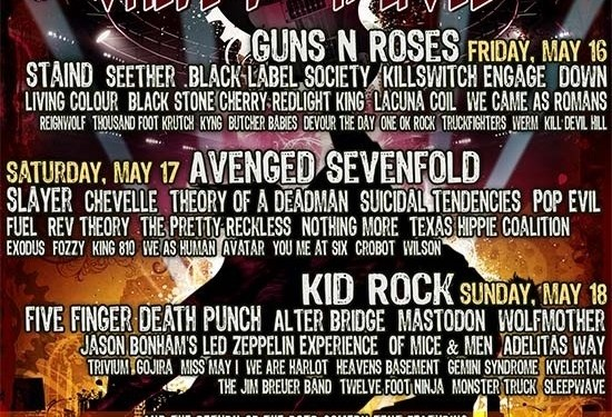 ROTR 2014: Who Ya Seein'?! Our Preview of Who to See At Rock On the Range