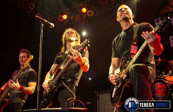 SOLD OUT! Alter Bridge, Monster Truck and Man the Mighty at House of Blues in Chicago, IL