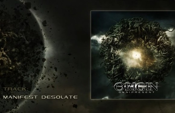 "Origin Premiere New Song ""Manifest Desolate"""