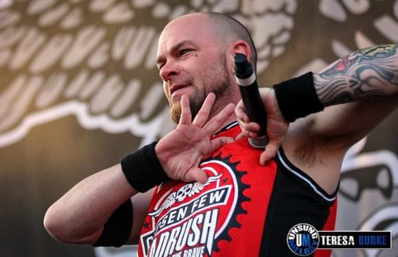 ROTR 2014 Photos: Five Finger Death Punch