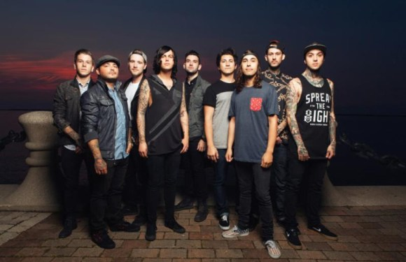 """Pierce the Veil and Sleeping With Sirens Unite for """"The World Tour"""""""