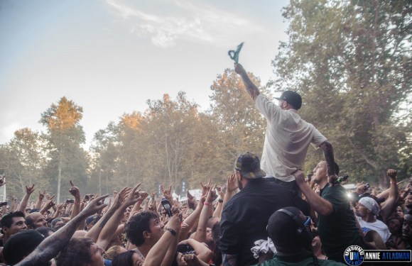 PHOTOS: Limp Bizkit, Nothing More and Memphis May Fire at The Aftershock Festival in Sacramento, CA