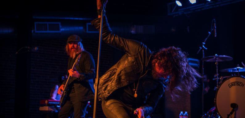 Rival Sons with Tyler Bryant & The Shakedown destroy the Cannery Ballroom in Nashville, TN.