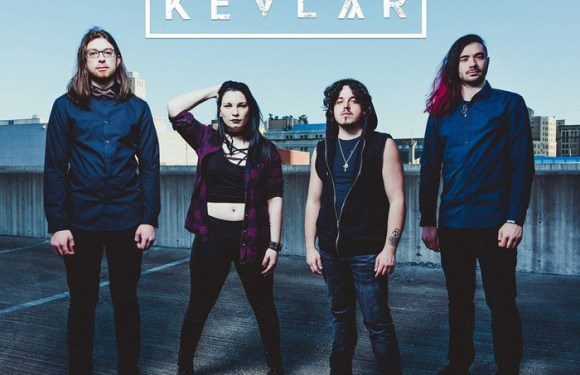 KEVLAR Announces Upcoming EP, 'Aftermath,' Releasing 5/18/2018