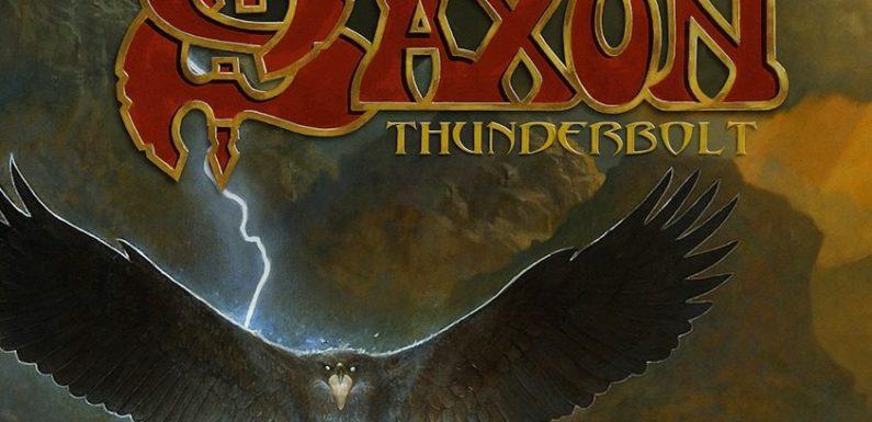 Album Review: Saxon – Thunderbolt