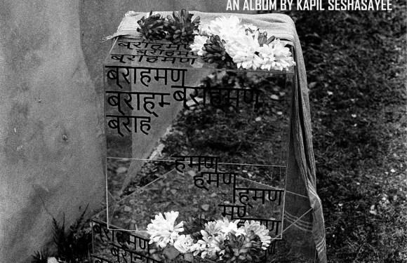 "Experimental Carnatic Musician KAPIL SESHASAYEE Releases Debut Album ""A Sacred Bore"" & Announces UK + Canadian Tour"