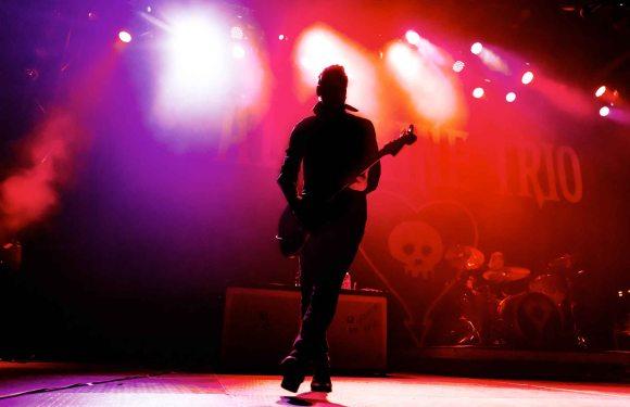Alkaline Trio Curse Denver