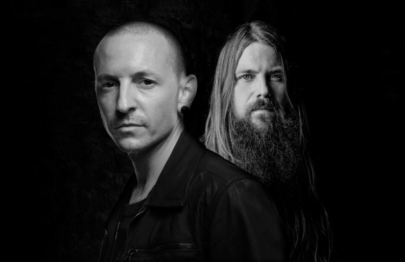 "Mark Morton Premieres ""Cross Off,"" Never-Before-Heard Track With Chester Bennington"