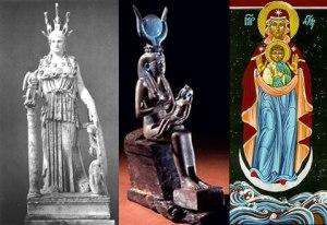 Palas-Athenea-Minerva-Isis-Neith-Stella-Maris