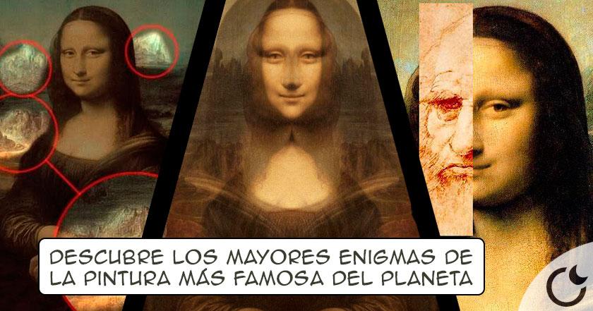 Resultado de imagen de TODOS los SECRETOS de la Mona Lisa Ingeniados por LEONARDO