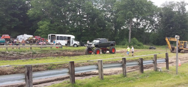 2019 Maine Truck Mud Run 4×4 Schedule [by Date]