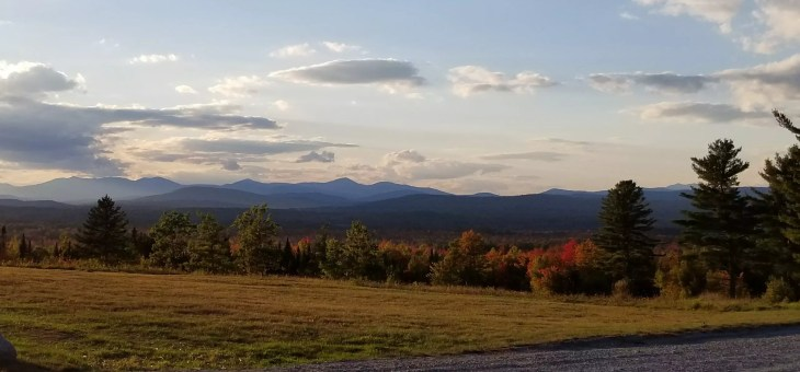 Check out the 2017 Maine Foliage Report!