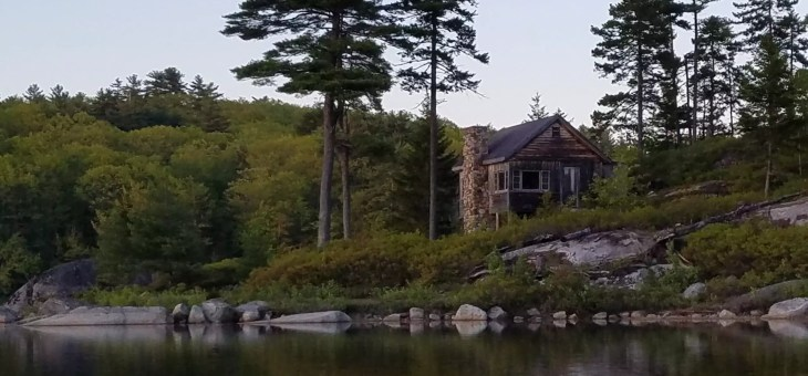 Four Seasons of Camping at Maine Sporting Camps, Cabins & Lodges