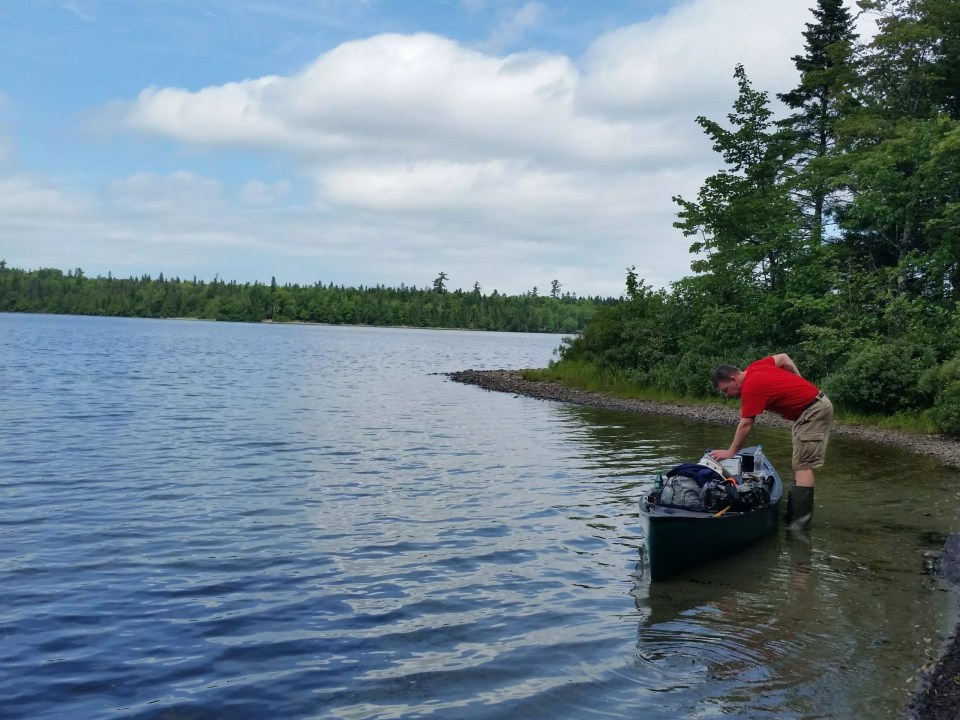 Allagash Wilderness Waterway (AWW)