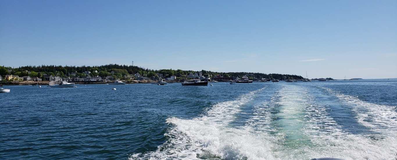 Stonington Harbor Maine