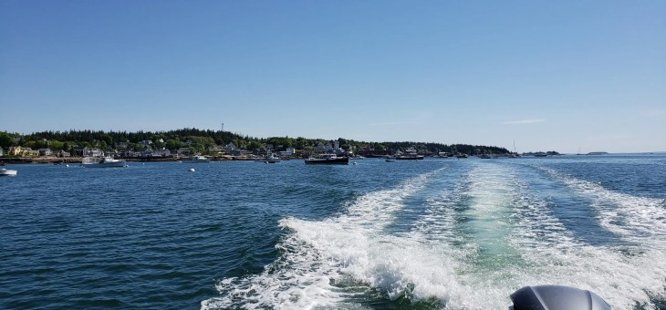 Maine 2019 Lobster Boat Races Schedule