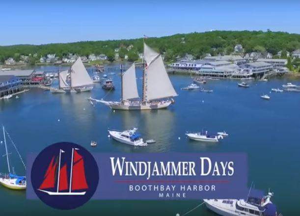 Boothbay Harbor Windjammer Festival