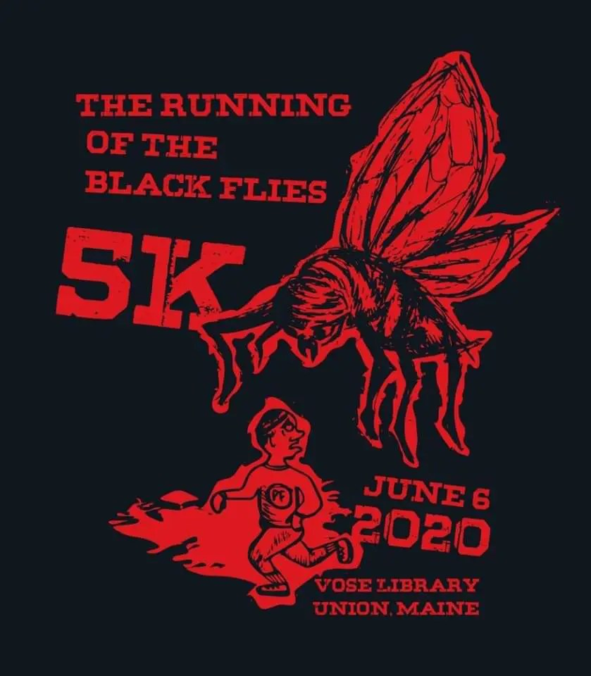 Running of the Black Flies