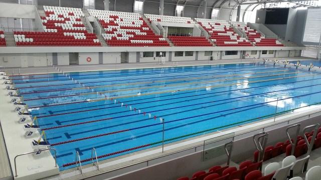 SWIMMAC CAROLINA WELL REPRESENTED AT OLYMPICS
