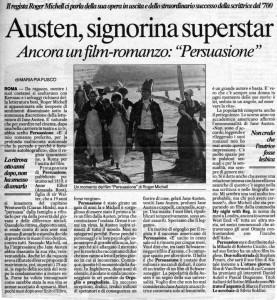 La Repubblica - 22 gugno 1996