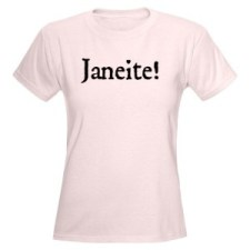 Janeite t-shirt