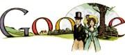 Jane Austen Google Doodle