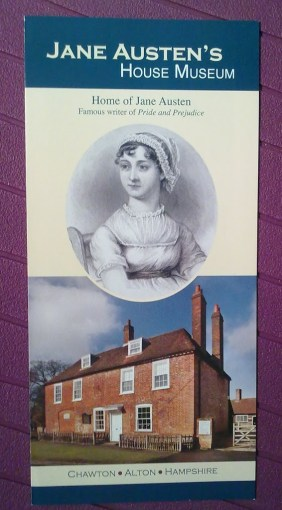Jane Austen's House Museum, Chawton, Hampshire, UK