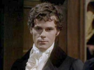 David Rintoul è Mr Darcy